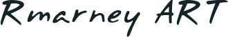 www.rmarneyart.co.uk Logo